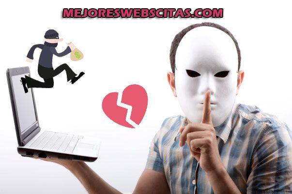 Estafas webs de citas