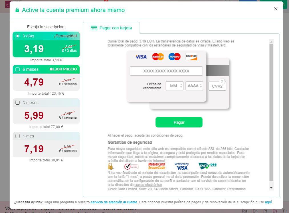 OneAmor Premium