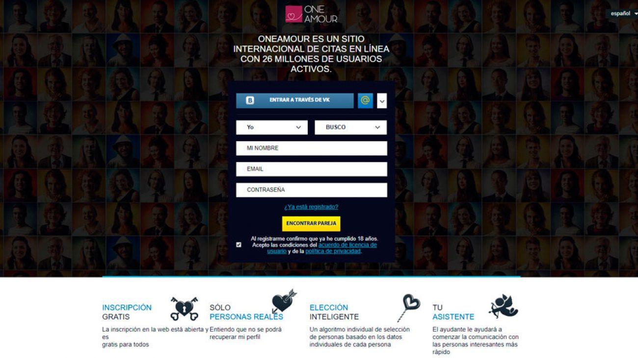 Registro Oneamour