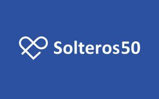 Solteros50 logo