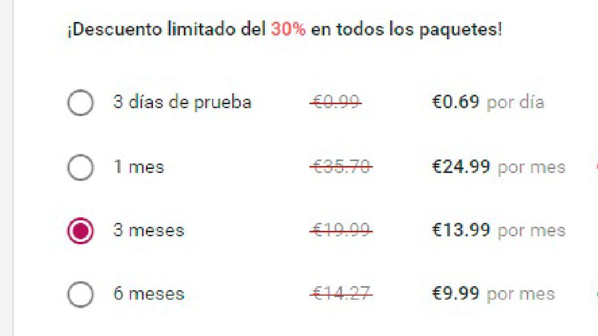 RollosFaciles.com Precios